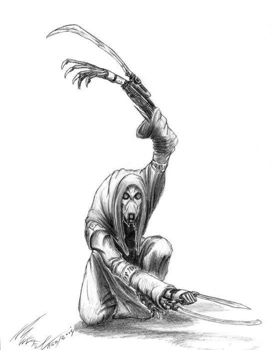 Mechanist-Assassin