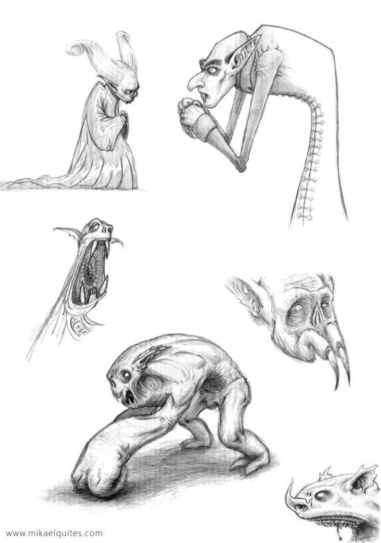 Dhampirs