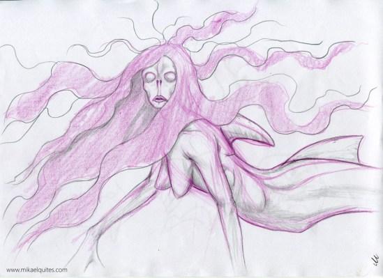 Iara-sketch
